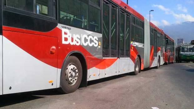 Autobuses chinos