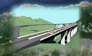 Proyecto autopista Caracas-LaGuaira