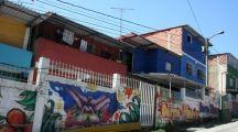 Pintura Barrio Tricolor